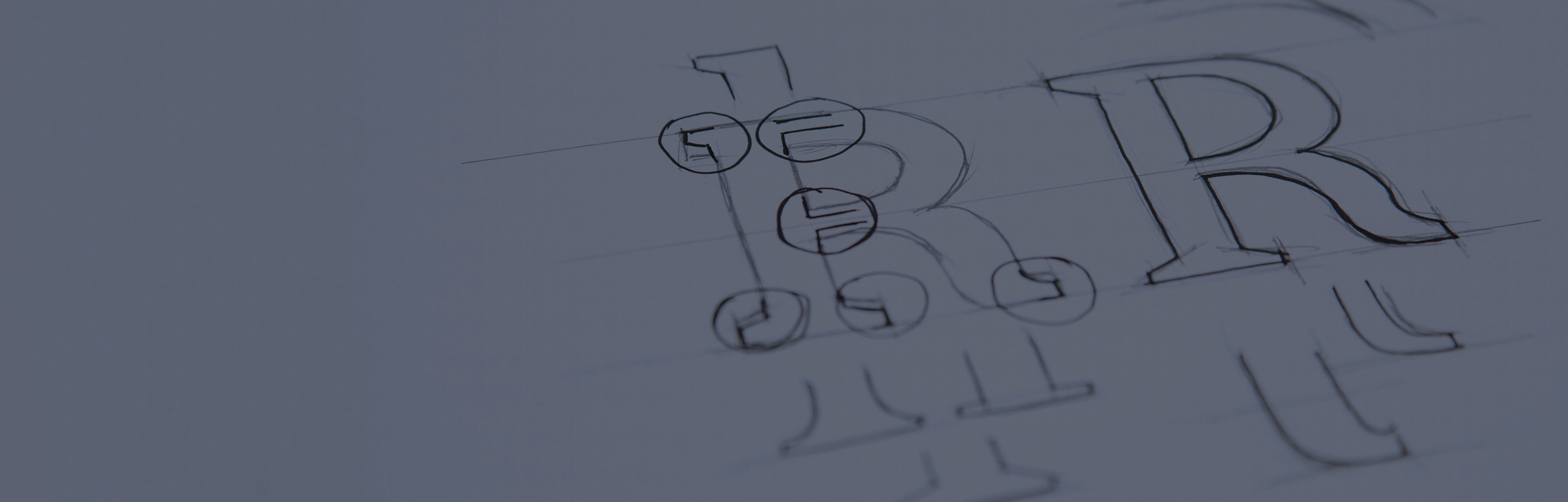 Roboto Making-of schriftdetails